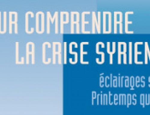 Pour comprendre la crise syrienne