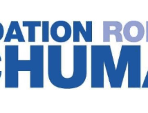Note pour la Fondation Robert Schuman sur le Mécanisme de transition juste