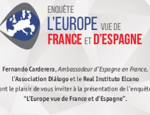 L'Europe vue de France et d'Espagne