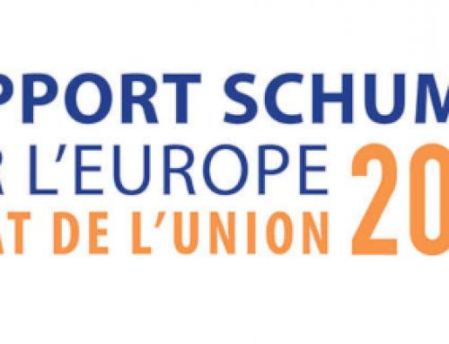 Parution du Rapport Schuman 2019