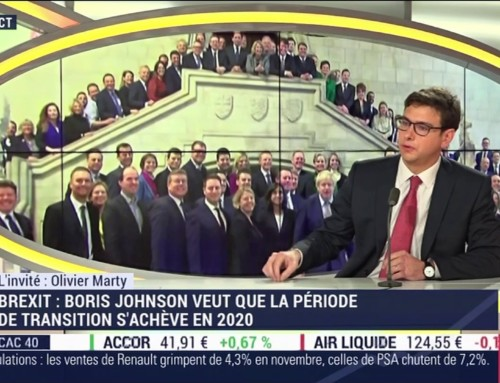 Interview Brexit pour BFM Business