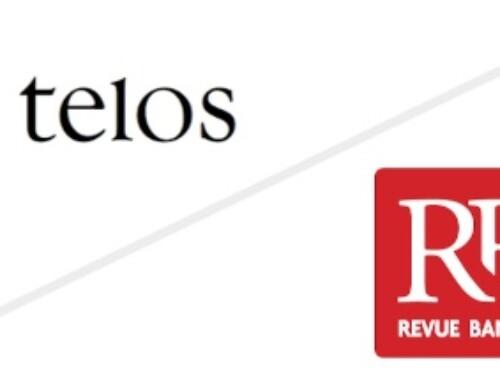 Articles sur la réaction de la BEI à la crise pour la Revue Banque et Télos